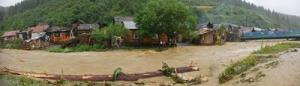 3.stupeň povodňovej aktivity (23.07.2008)