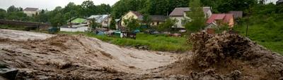 3.stupeň povodňovej aktivity (04.06.2010) - 2. časť