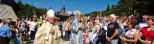 Hlavná púť - Hora Zvir (07.08.2011)